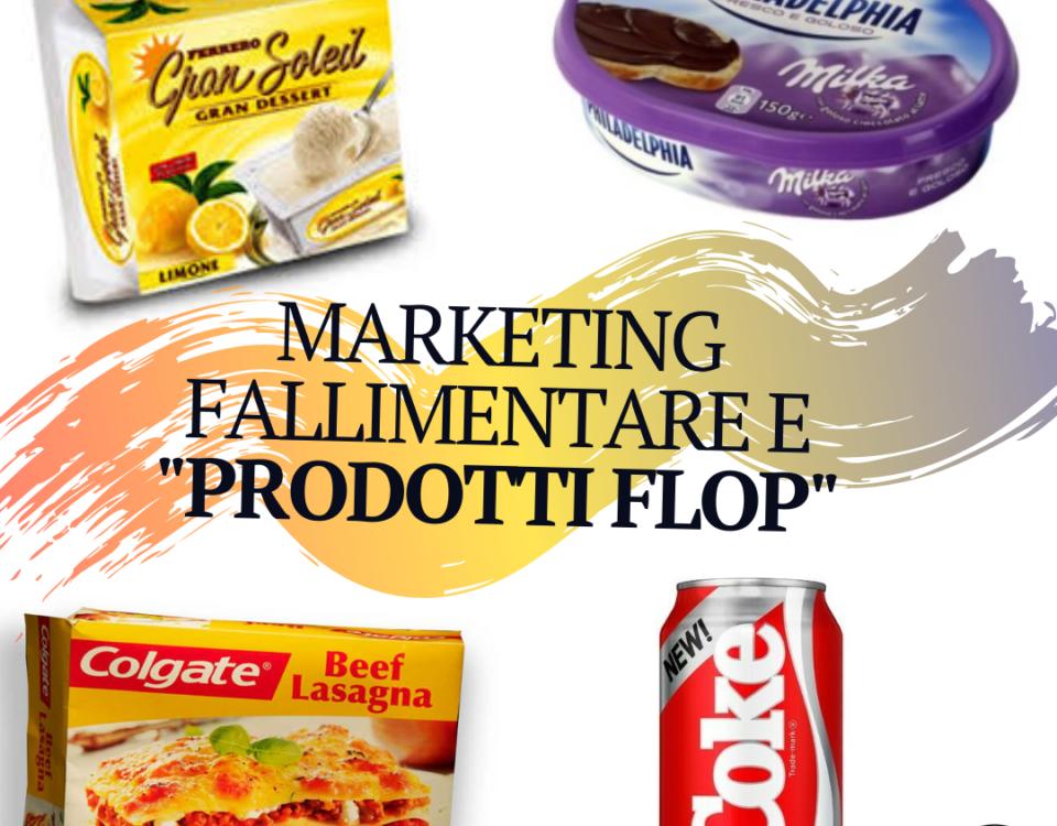 prodotti flop